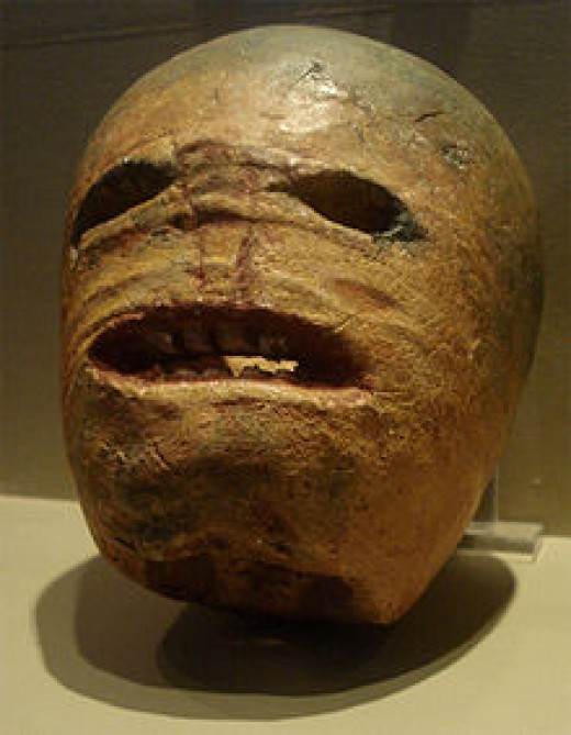 A Traditional Irish Jack O'Lantern