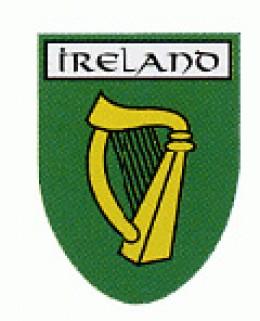 National symbol of Ireland -- The harp