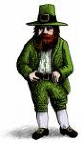 Leprechaun -- Ireland