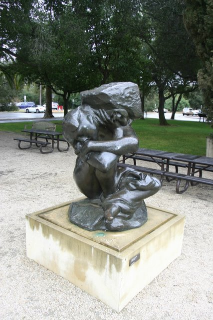 Rodin Sculpture, Leland Stanford Museum
