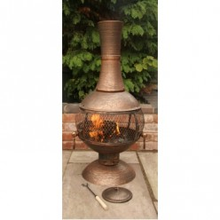 Keeping Safe With a Chiminea - My 7 Top Tips