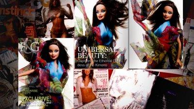 Dolls in magazines!!!