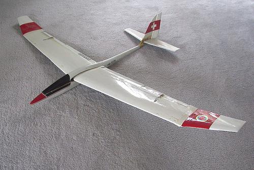 An RC Glider