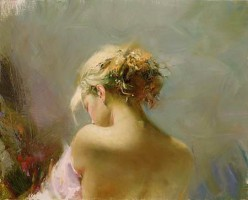 Why I Adore An Artist Who Celebrates Women  - Pino Daeni