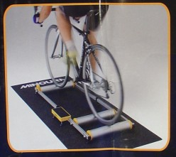 How to Get On Your Bike and Ride On Bicycle Roller Trainers - And Why You Want To