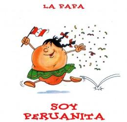 I am Peruvian!