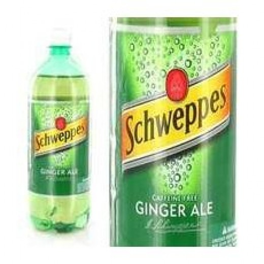 Ginger Ale as herbal remedy