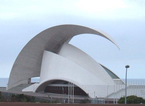 Santa Cruz Auditorium
