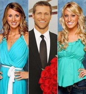 Tenley, Jake, Vienna on The Bachelor