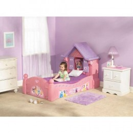 Little Tikes Disney Princess Toddler Bed