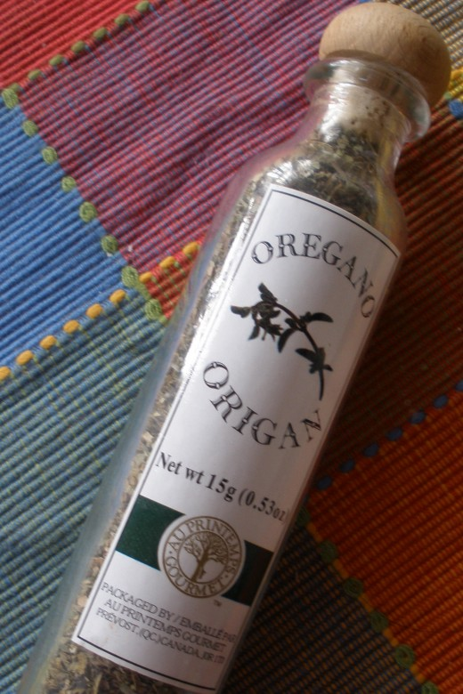 Oregano - an easy homeopathic cure for aches