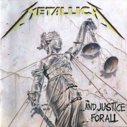 """One"" as featured on Metallica's ""And Justice For All"" album."