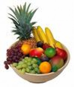 Luscious fresh fruit - photo credit: foodnut.com.au