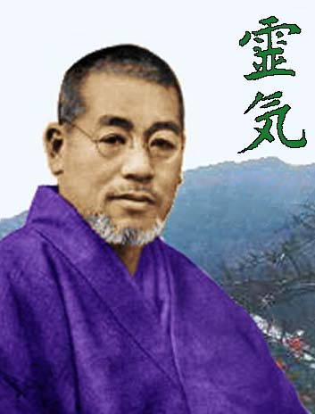 Mikao Usui, founder of the Usui System of Reiki / Traditional Reiki