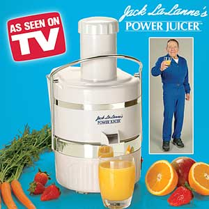 The Power Juicer