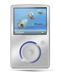Sandisk mp3 player