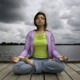 Full Lotus Posture