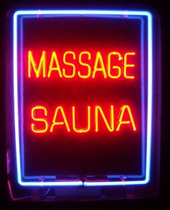 Massage Therapy Gone Haywire