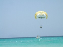 Parasail for a better view