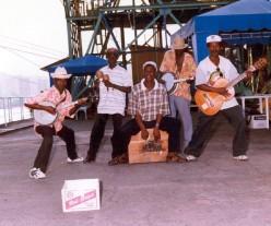 Local reggae band