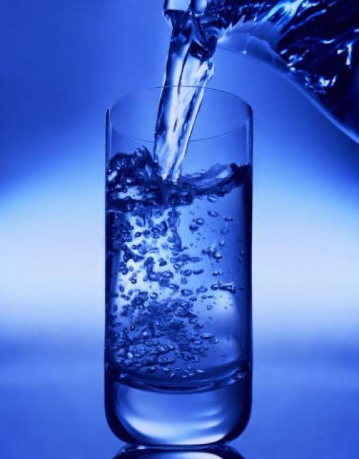 Fresh, clear water - photo credit: filterwaterdirect.com