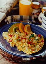 South Western Frittata (from fabulousfoods)