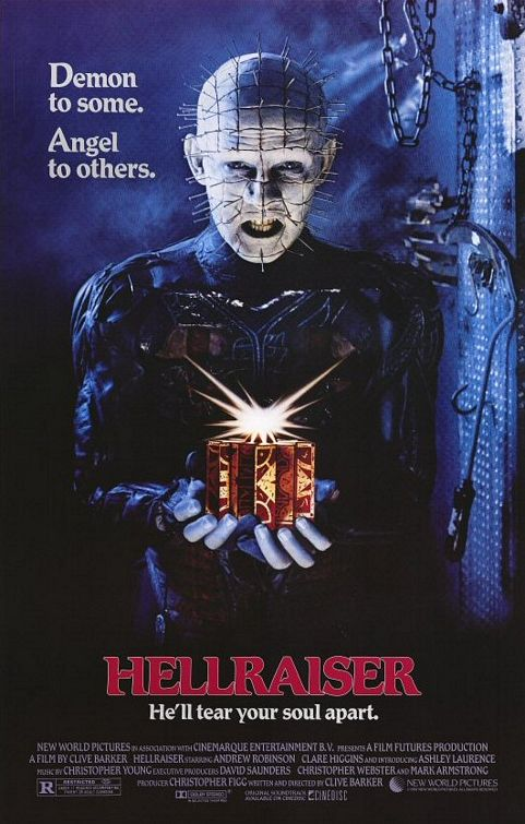Hellraiser Movie Review.