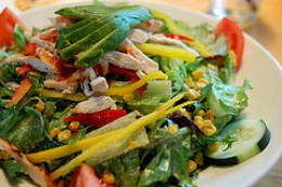 Mouth-Watering Salad (Photo from Flickr)