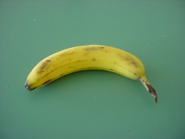 bananas and potassium