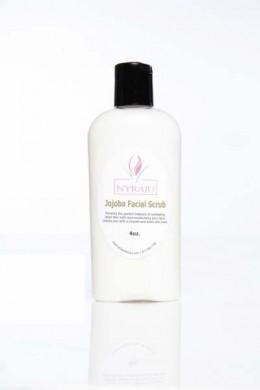 Jojoba Facial Scrub-Natural Skin Lightener