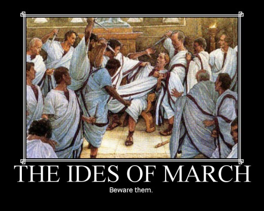 The Ides of March Really Just Means March 15