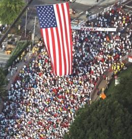 Peachtree Road Race, Atlanta