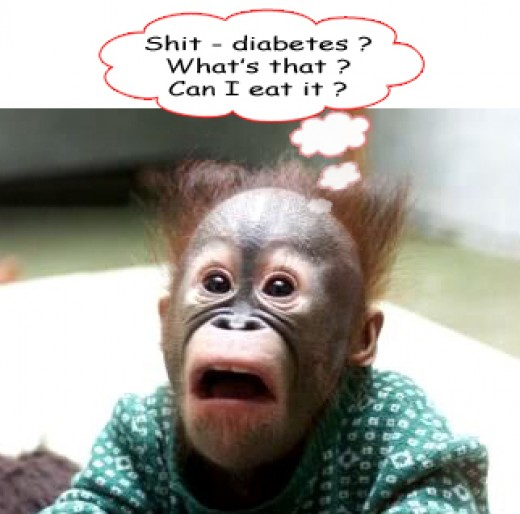 Oh, NO !!! not Diabetes ?