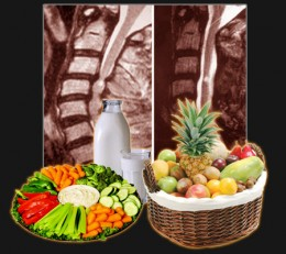 Diet is a big part of naturopathic therapy