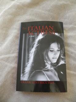 Frank Lentricchia's Pretty Italian Actress