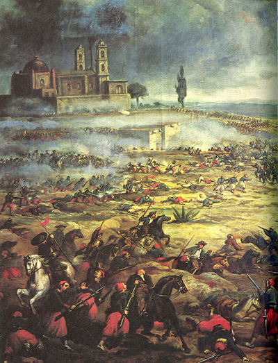 Cinco de Mayo celebrates Mexico's victory at the Battle of Puebla on May 5, 1862.