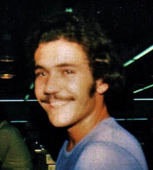 Archie as I first knew him in the late 70's