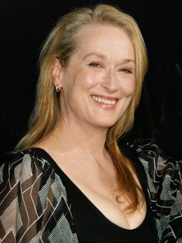 Meryl Streep is still going to be hard to beat as she is one of the best. I think I want to be either her or Bette Davis in my next life.