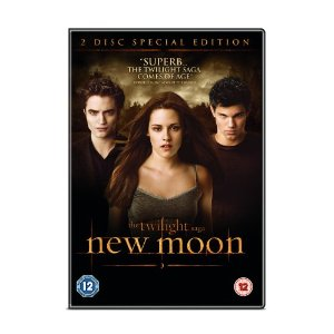 New Moon DVD