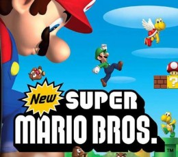 The New Super Mario Bros. for the Nintendo DS is one of the best new Mario games to hit the market.
