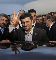 UN sanctions make Iran laugh