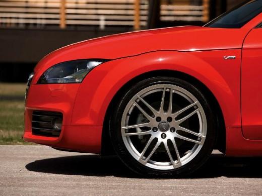 Audi TT Wheels