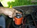 Lubricate Rubber Gasket of Oil Filter (autorepair.about)
