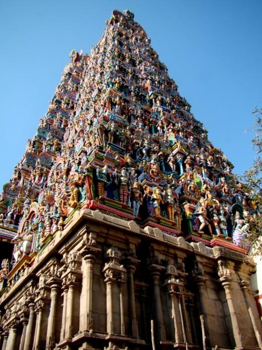 East Gopuram