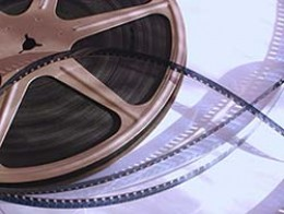 Films were run on Reels using a cinematic projector