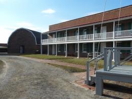 Fort McHenry Barracks