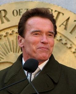 Arnold in December 2008