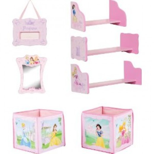 Disney Princess Room Décor in a Box