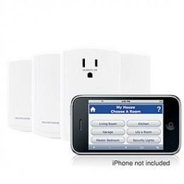 SmartLinc - INSTEON Plug-In Starter Kit -- image credit: SmartHome