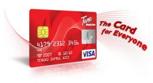 tune card prepaid visa